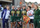 Racing hard and fast in Europe – by Lynette Benson
